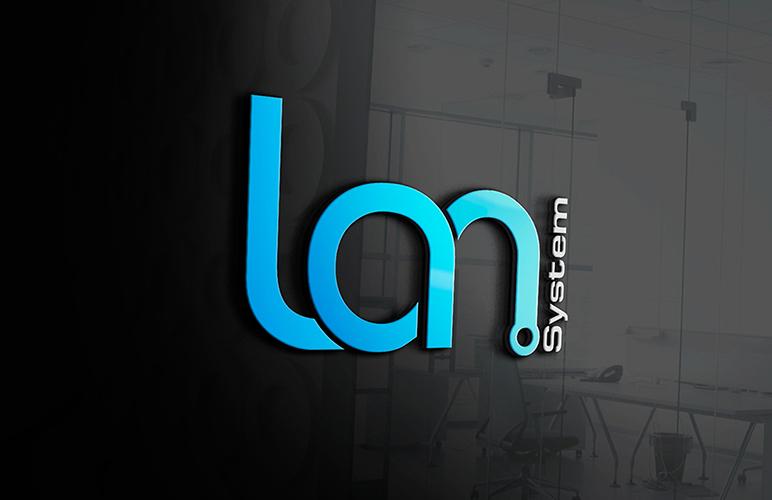logo lan system