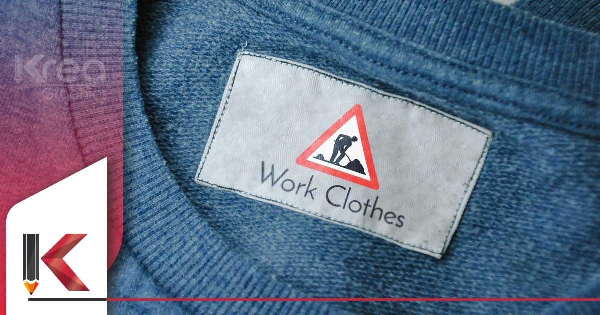 abiti da lavoro brandizzati