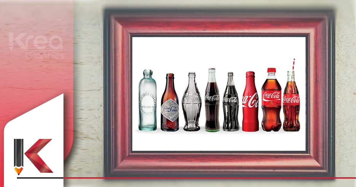 Bottiglia Coca-Cola