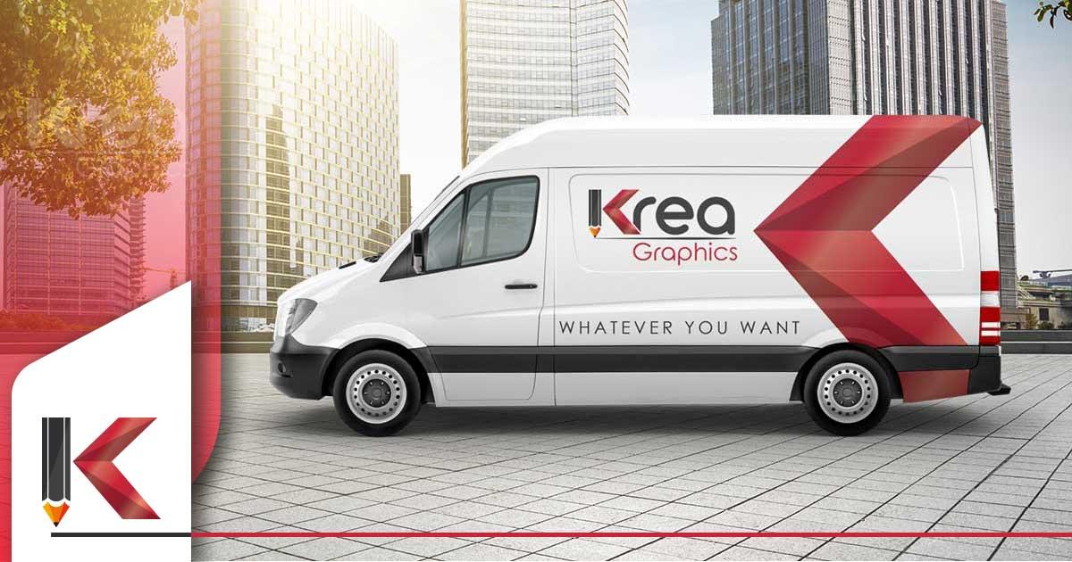 Grafica furgoni