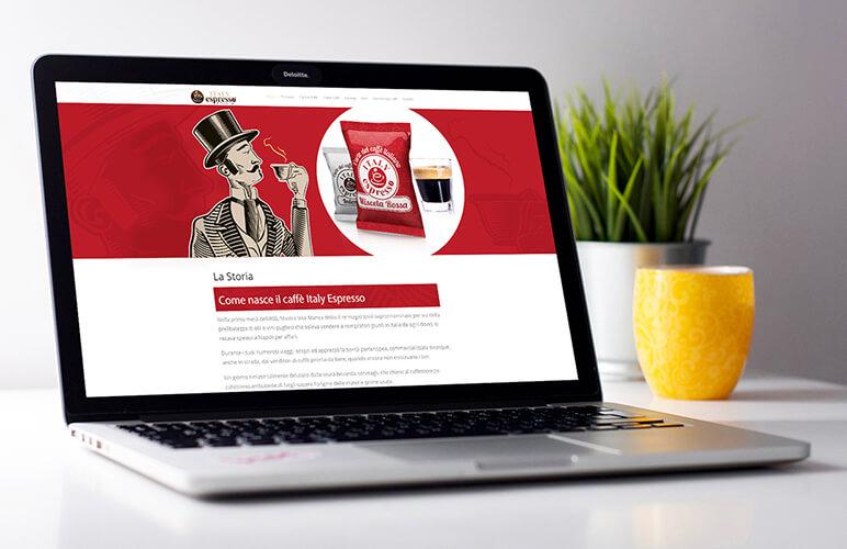 sito web italyespresso